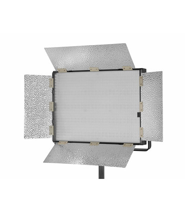 Silver Barndoors for DayLED 1200 Aluminum