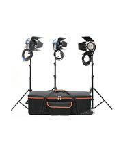 Kit Studio Lights Junior 650W+300W+RedHead 800W