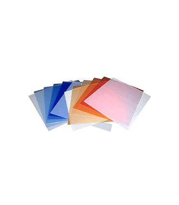 Filter Pack 30.5 x 30.5 cm - Conversion Tungsten / Daylight
