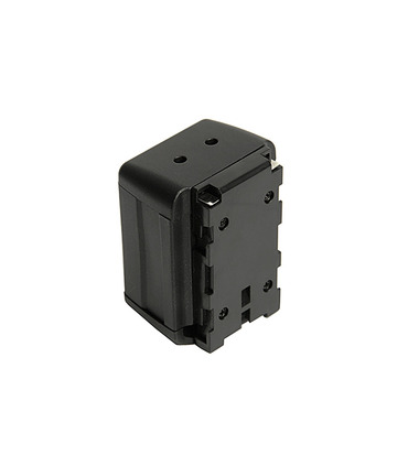 Battery Adapter 6AA to Sony DV NP-F Mount