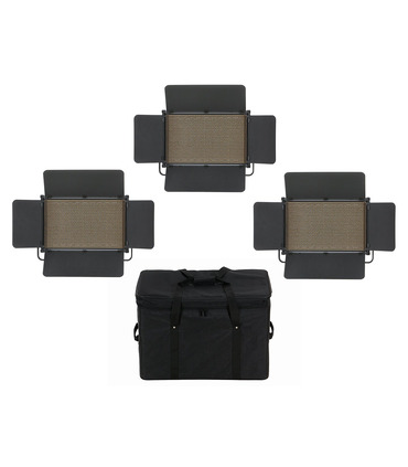Studio LED Panels 3 x CineLED EVO L Bi-C
