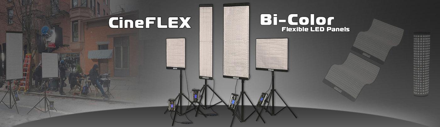 Studio-Flexible-LED-Light-Photographic-Flex-Panel-Bi-Color